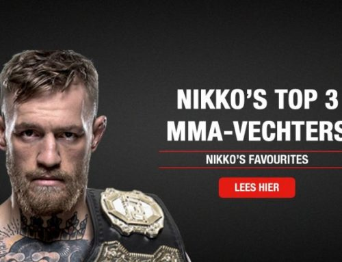 De top-3 MMA-vechters aller tijden