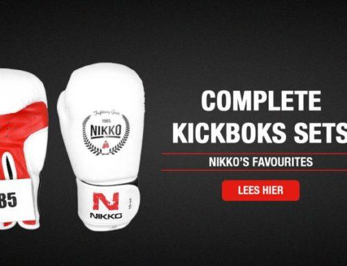 Kickbokssets– complete sets voor mannen en vrouwen