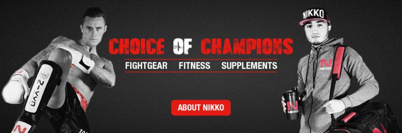 Aanbod producten Nikko