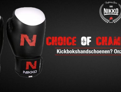 Kickbokshandschoenen kopen, waar moet je op letten?