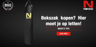 Tips bij bokszak kopen Nikko