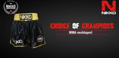 MMA vechtsport Nikko