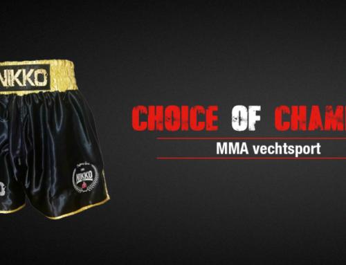 MMA; de vechtsport waarbij (bijna) alles mag