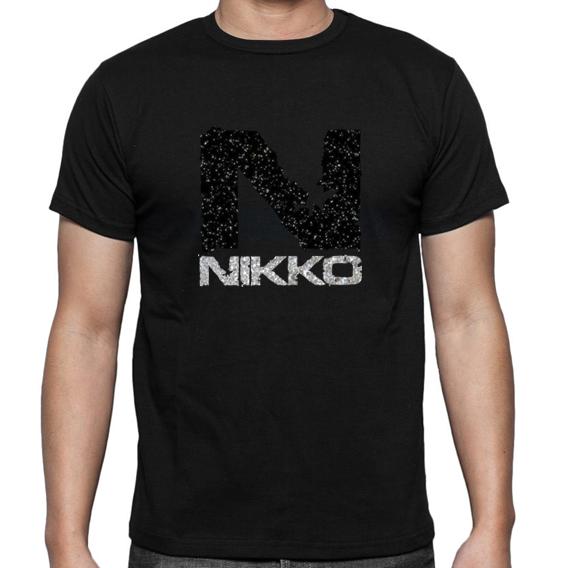 Nikko T-Shirt Glitter