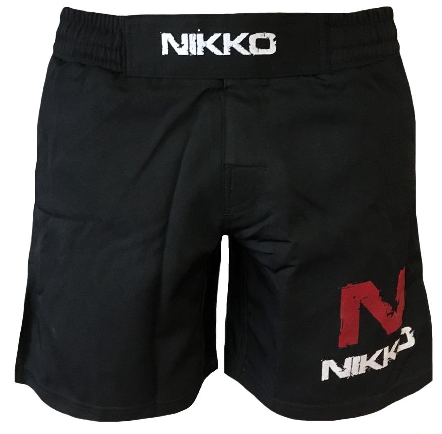 Nikko MMA Broek kort model