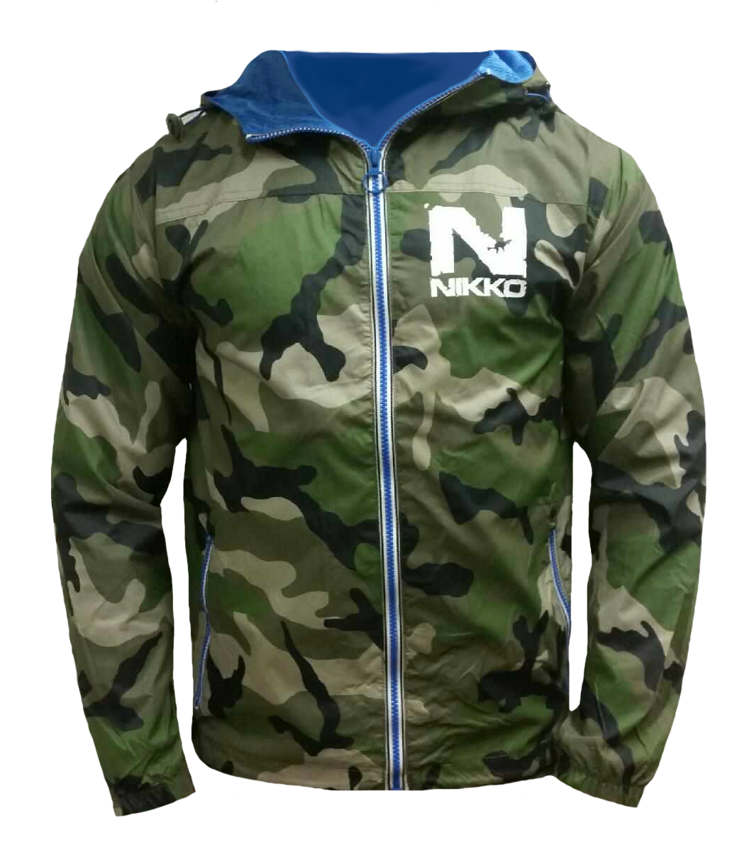 Nikko Camouflage Jas