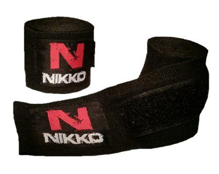 Nikko Bandages Zwart Junior