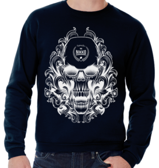 Nikko Sweater Skull