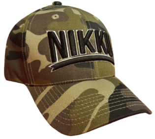 Nikko Cap Camouflage