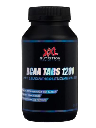 XXL BCAA Tabs
