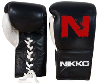 Nikko Bokshandschoenen Competition Black