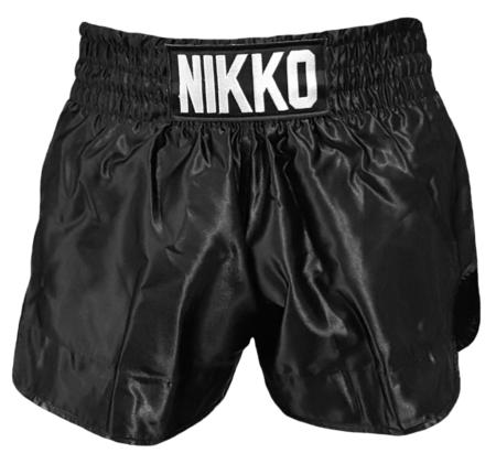 Nikko Kickboksbroek Retro
