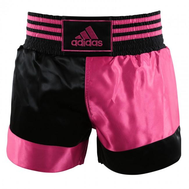 Adidas Kickboksbroek Black/Pink
