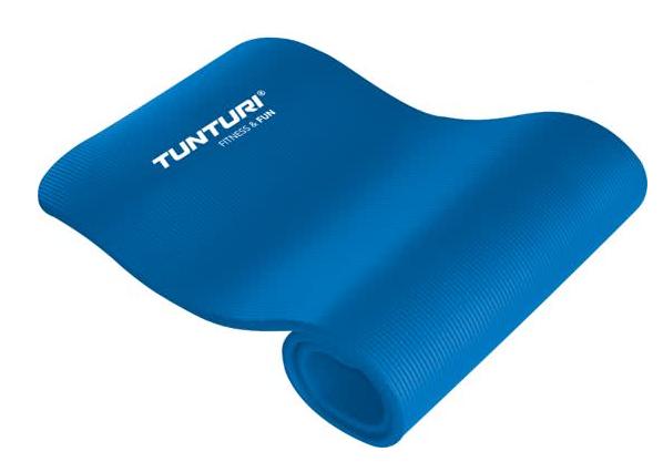 Tunturi NBR Fitnessmat Blauw