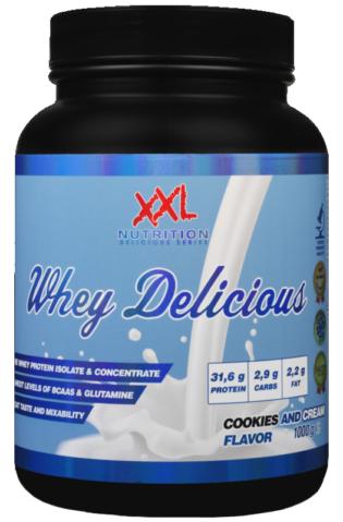 XXL Whey Delicous
