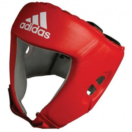 Adidas Hoofdbeschermer AIBA Rood