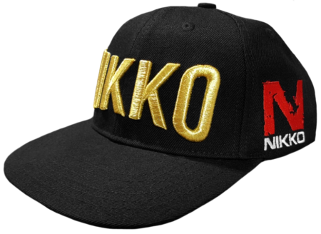 Nikko Cap Gold Edition