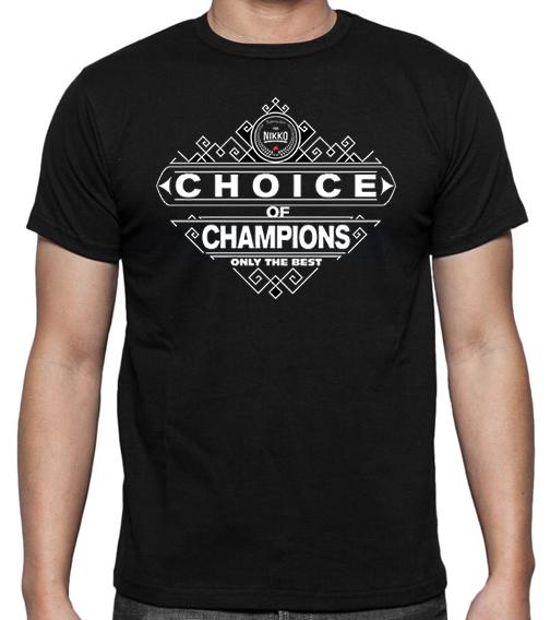 Nikko T-Shirt Choice
