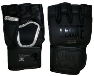 Leone MMA Handschoenen Black Edition