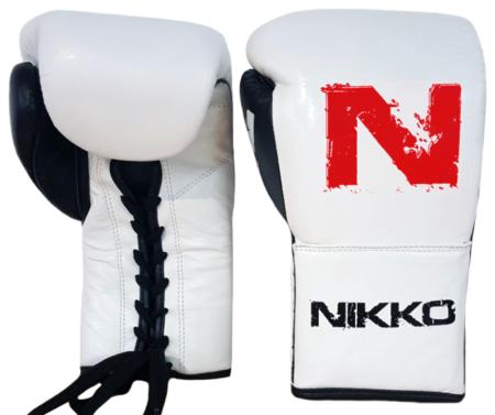 Nikko Bokshandschoenen Competition White
