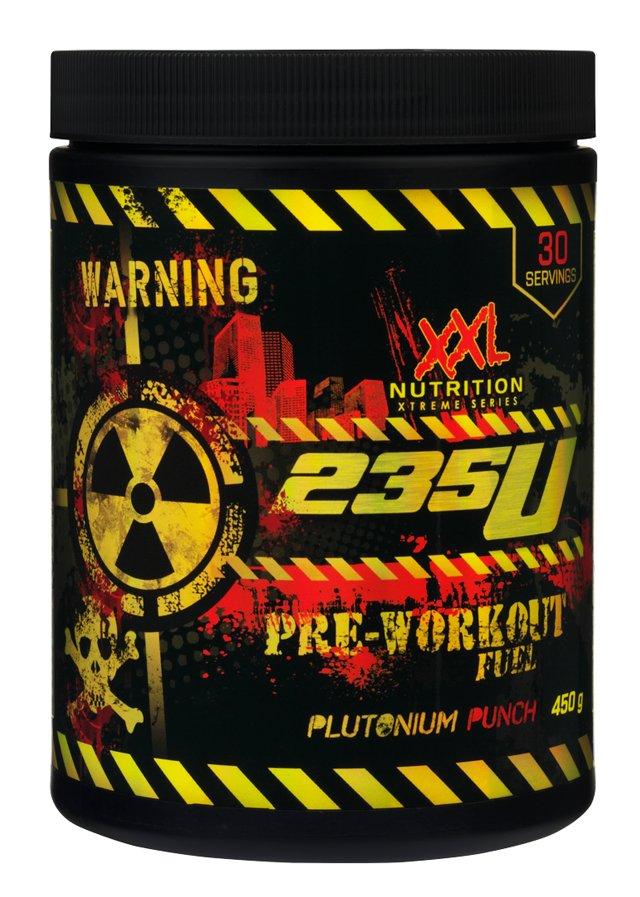 XXL 235U Xtreme Pre Workout