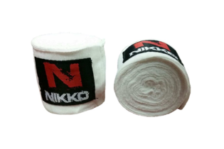 Nikko Bandages Wit Junior