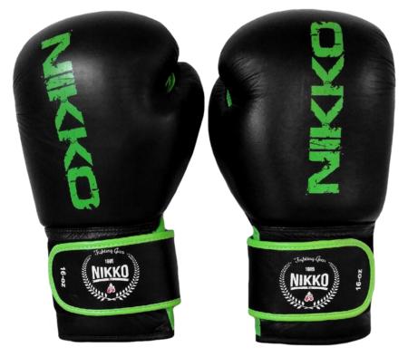 Nikko Bokshandschoenen Elite Groen