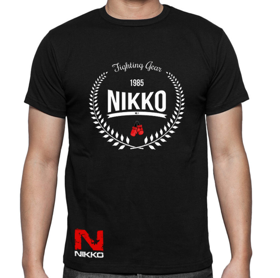 Nikko T-Shirt Fighting Gear