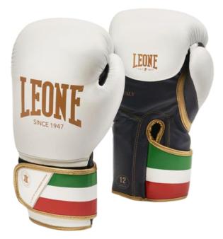Leone Bokshandschoenen Italy Wit