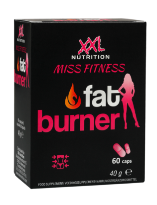 XXL Miss Fitness Fat Burner