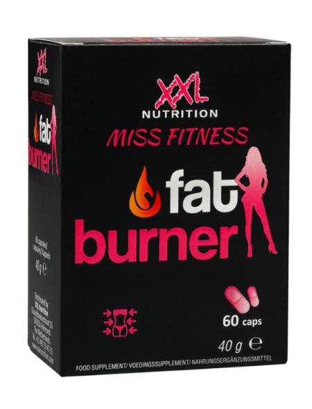 XXL Miss Fitness Fat Burner