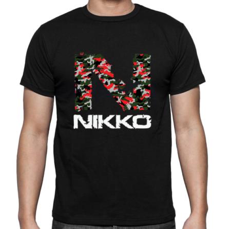 Nikko T-Shirt Camouflage N