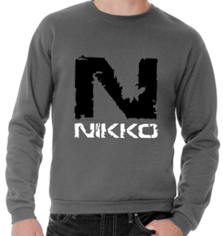 Nikko Sweater Grijs