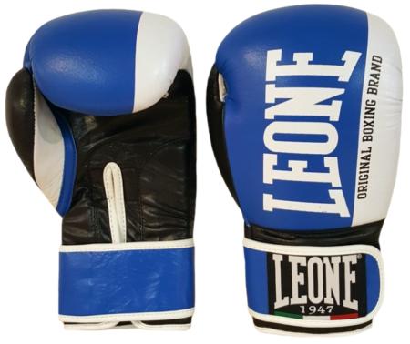 Leone Bokshandschoenen Challenger Blauw