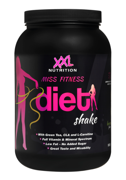 XXL Miss Fitness Diet Shake