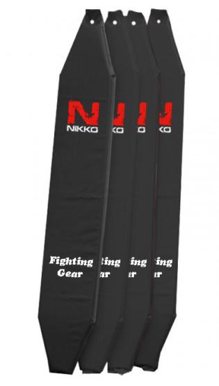 Nikko Ringhoekkussens Zwart