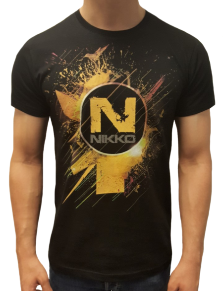 Nikko T-Shirt Gold Edition
