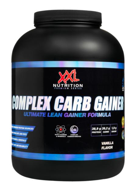 XXL Complex Carb Gainer