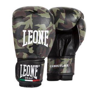 Leone Bokshandschoenen Camouflage
