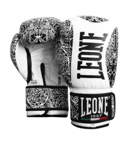 Leone Bokshandschoenen Maori Wit