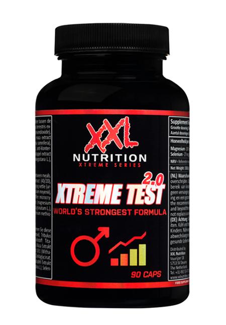 XXL Xtreme Test 2.0