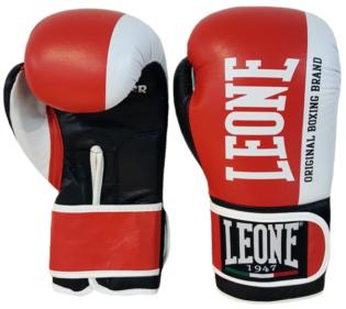 Leone Bokshandschoenen Challenger Rood