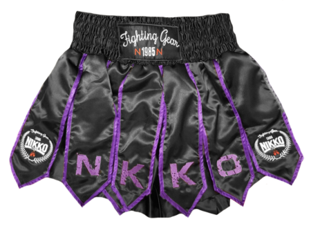 Nikko Kickboksbroek Warrior