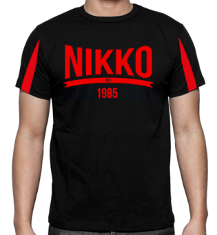 Nikko Dry Fit Shirt 1985