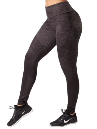 XXL Legging Fade Out Midnight Grey