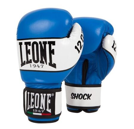 Leone Bokshandschoenen Shock Blauw
