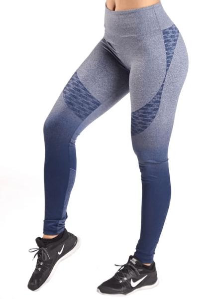 XXL Legging Fade Out Evening Blue