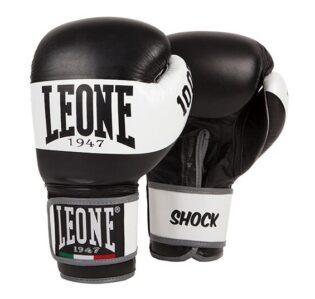 Leone Bokshandschoenen Shock Zwart