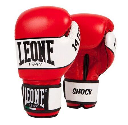 Leone Bokshandschoenen Shock Rood