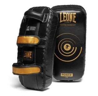 Leone Kickingpads Power Zwart